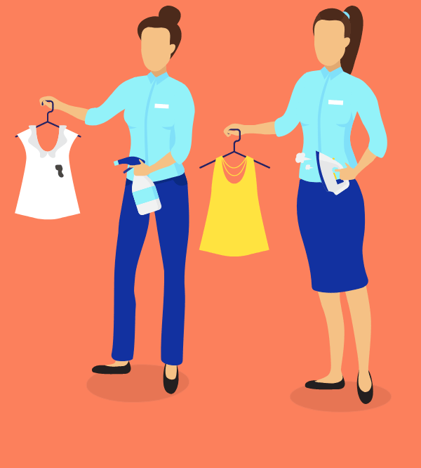 Laundry Services in Hyderabad